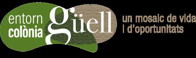 Logotip Consorci de l'Entorn de la Colònia Güell